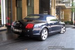 Exotic Spotting in Melbourne: Bentley Continental GTC - rear right (Crown Casina, Vic, 29 Oct 08)