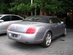 TI   Exotic Spotting in Melbourne: Bentley Continental GTC