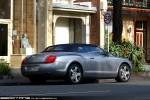 Right   Exotic Spotting in Melbourne: Bentley Continental GTC - rear right (Middle Park, Vic, 23 Aug 09)