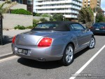 Melbourne   Exotic Spotting in Melbourne: Bentley Continental GTC