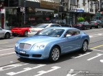 Street   Exotic Spotting in Melbourne: Bentley Continental GT
