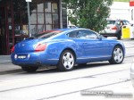 Exotic Spotting in Melbourne: Bentley Continental GT - rear right (South Yarra, Vic, 29 Feb 08)