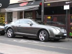 Melb   Exotic Spotting in Melbourne: Bentley Continental GT