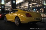 Victoria   Exotic Spotting in Melbourne: Bentley Continental GT Speed - rear left (Crown Casino, Victoria, 27 Mar 09)