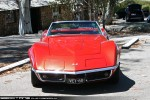 1968   Miscellaneous: Chevrolet Corvette C3 1968 - front (Mt Buffalo, Vic, 8 Nov 09)