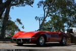1968   Miscellaneous: Chevrolet Corvette C3 1968 - front left 2 (Mt Buffalo, Vic, 8 Nov 09)