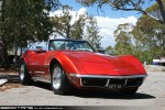 1968   Miscellaneous: Chevrolet Corvette C3 1968 - front right 1 (Mt Buffalo, Vic, 8 Nov 09)