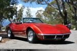 1968   Miscellaneous: Chevrolet Corvette C3 1968 - front right 2 (Mt Buffalo, Vic, 8 Nov 09)