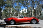 1968   Miscellaneous: Chevrolet Corvette C3 1968 - profile right (Mt Buffalo, Vic, 8 Nov 09)