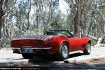 1968   Miscellaneous: Chevrolet Corvette C3 1968 - rear right (Mt Buffalo, Vic, 8 Nov 09)