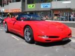 On   Exotics on Victoria's Surf Coast: Chevrolet Corvette C5 - front right (Lorne, Vic, 11 Nov 07)