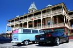 Convert   Exotics on Victoria's Surf Coast: Chevrolet Corvette Convertible C6 - rear right (Lorne, Vic 7 Feb 2010)