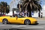 Right   Exotic Spotting in Melbourne: Chevrolet  Corvette C5 - profile right (St Kilda, Vic, 28 Dec 09)