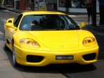 Ferrari   Exotic Spotting in Melbourne: Ferrari 360 Modena