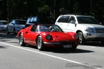 98octane Photos Exotic Spotting in Melbourne: Ferrari 246 GTS Dino - front right 1 (South Yarra, Vic, 4 Oct 08)