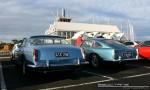 1   Ferraris and Aston Martins in Mornington: Ferrari 250 GTE - rear left 2 (Mornington, Victoria, 14 Jun 09)