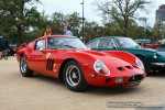 Replica   Ferrari Club Victoria 2009 Concours D'Elegance - 19 April 2009: Ferrari 250 GTO [replica] - front right (Birrung Marr, Victoria, 19 April 2009)