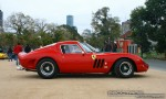 Gto   Ferrari Club Victoria 2009 Concours D'Elegance - 19 April 2009: Ferrari 250 GTO [replica] - profile right (Birrung Marr, Victoria, 19 April 2009)a