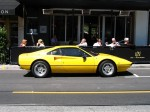 Melbourne   Exotic Spotting in Melbourne: Ferrari 308 GTB