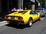 Exotic Spotting in Melbourne: Ferrari 308 GTB