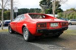 Ford   Lamborghinis in Daylesford (26 June 09): Ferrari 308 GT4 - rear left (Daylesford, Vic, 26 Jun 09)