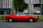 And   Exotic Spotting in Melbourne: Ferrari 308 GT4 Dino - profile right (Docklands, Vic, 19 April 08)