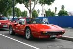 And   Exotic Spotting in Melbourne: Ferrari 308 GTB - front right 1 (Docklands, Vic, 19 April 08)