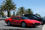 308   Exotic Spotting in Melbourne: Ferrari 308 GTB - front right 2 (St Kilda, Vic, 28 Dec 09)