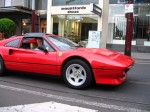 Photos street Australia Exotic Spotting in Melbourne: Ferrari 308 GTS