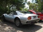 308   Exotics on Victoria's Surf Coast: Ferrari 308 GTS - rear left (Lorne, Vic, 10 Nov 07)