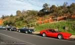 Right   Ferraris and Aston Martins in Mornington: Ferrari 308 QV - front right 4 (Mornington, Victoria, 14 Jun 09)