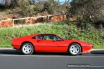 Gto   Ferraris and Aston Martins in Mornington: Ferrari 308 QV - profile right 1 (Mornington, Victoria, 14 Jun 09)