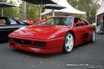 Car   Exotic Spotting in Melbourne: Ferrari 348 TB - front left (Lygon St, Carlton, Vic, 16 March 08)