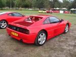 348   Melbourne Ferrari Concours 1 April 2007: Ferrari 348 TB - red rear right