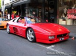 Ferrari _348 Australia Exotic Spotting in Melbourne: Ferrari 348 TS