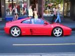 Street   Exotic Spotting in Melbourne: Ferrari 348 TS