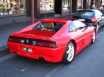 Exotic Spotting in Melbourne: Ferrari 348 TS