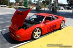 98octane Photos Ferrari 348tb Photoshoot (March 2009): Ferrari 348tb - front left