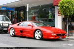 Right   Exotic Spotting in Melbourne: Ferrari 355 Challenge - front right 1 (Toorak, Vic, 18 Oct 09)