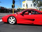 Exotic Spotting in Melbourne: Ferrari 355 Challenge