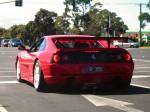 Melbourne   Exotic Spotting in Melbourne: Ferrari 355 Challenge