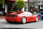 Right   Exotic Spotting in Melbourne: Ferrari 355 Challenge - rear right (Toorak, Vic, 18 Oct 09)