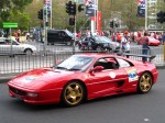Photos street Australia Ferrari's 60th Anniversary Parade Melbourne 3 March 2007: Ferrari F355 Challenge