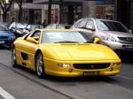 Exotic Spotting in Melbourne: Ferrari 355 F1 Berlinetta