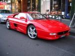 Ferrari _355 Australia Exotic Spotting in Melbourne: Ferrari 355 F1 Berlinetta