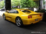 Left   Exotic Spotting in Melbourne: Ferrari 355 F1 Berlinetta - rear left (Crown Casino, Vic, 15 March 08)