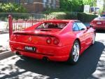 Ferrari _355 Australia Exotic Spotting in Melbourne: Ferrari 355 GTS