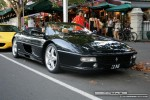 Car   Exotic Spotting in Melbourne: Ferrari 355 Spider - front right 1 (Lygon St, Carlton, Vic, 16 March 08)
