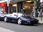 98octane Photos Exotic Spotting in Melbourne: Ferrari 355 Spider