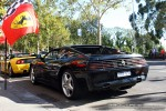 Car   Exotic Spotting in Melbourne: Ferrari 355 Spider - rear left (Carlton, Vic, 29 Mar 09)